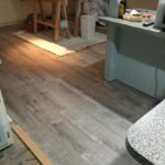 Smoked Oak Plank Flooring