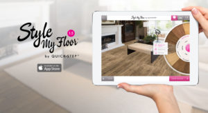 Flooring App by QuickStep Flooring